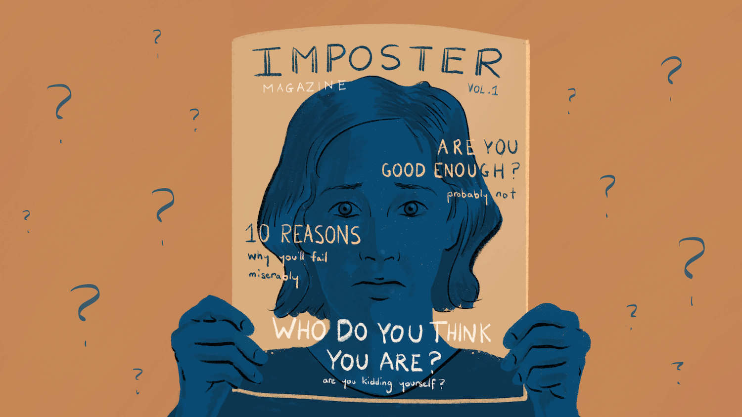 Living with Imposter Syndrome