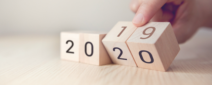2020: A New Decade, a New You?