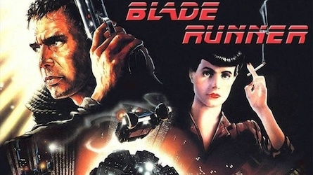 Blade Runner: Movie scene shifts and attention span