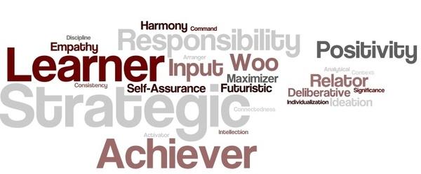 StrengthsFinder Success!